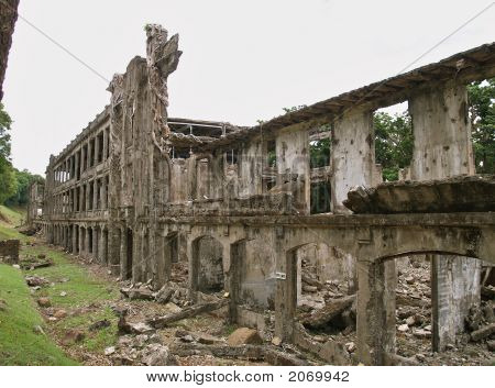 Corregidor Barracks