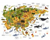 Geography Isometric Europe_1 poster