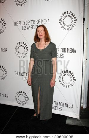 LOS ANGELES - MAR 2:  Frances Conroy arrives at the American Horror Story at PaleyFest 2012 at the Saban Theater on March 2, 2012 in Los Angeles, CA