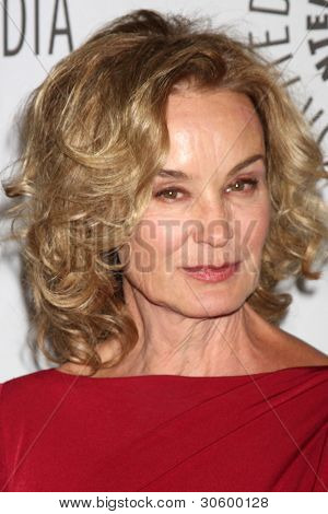 LOS ANGELES - MAR 2:  Jessica Lange arrives at the American Horror Story at PaleyFest 2012 at the Saban Theater on March 2, 2012 in Los Angeles, CA