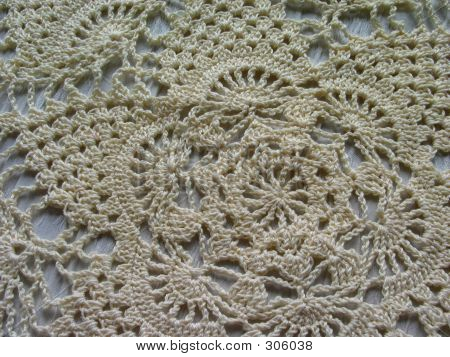 Pineapple Lace