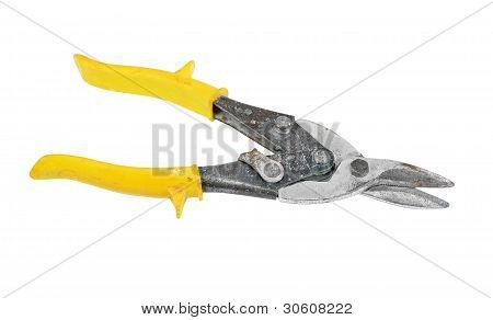 Shears for metal