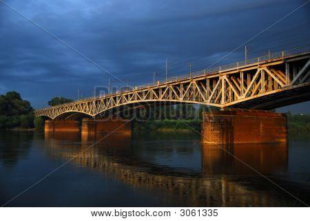 Colorful Old Bridge