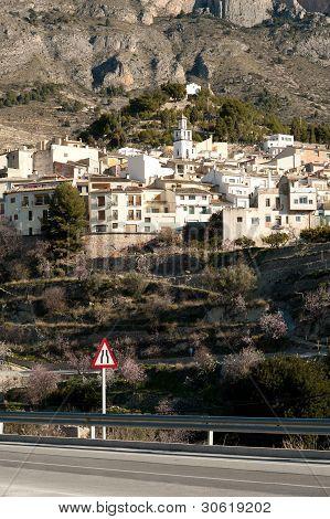 Costa Blanca estrada