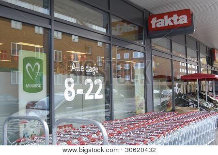 Denmark consumer At Fakta