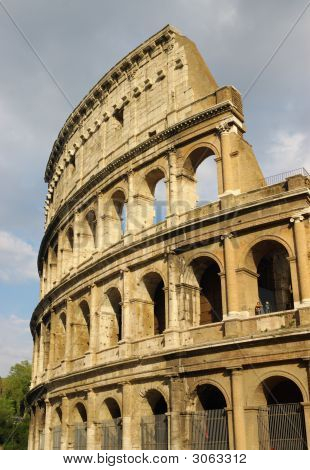 Coliseum Fragment