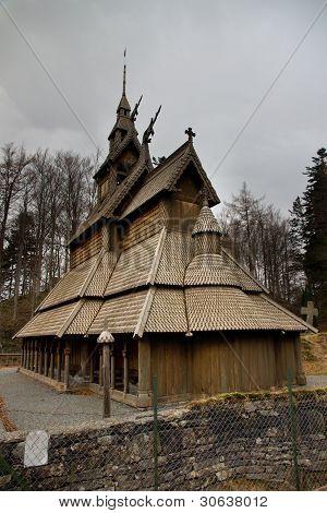 Stave Church 2