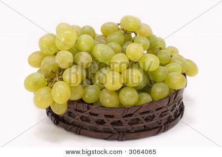 Green Grapes.