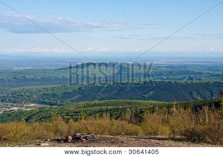 Fairbanks Landscape
