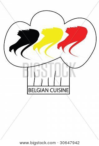 Belgian Chef Hat