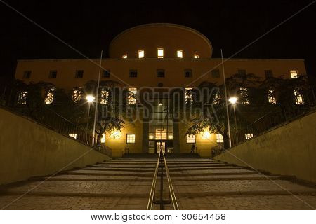 Library In Stockholm