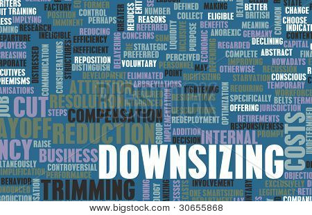 Downsizing of Job in the Corporate Workplace