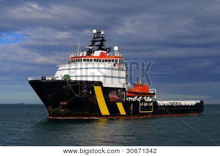 Standby Rescue Vessel A