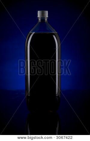Low Key Soda Bottle