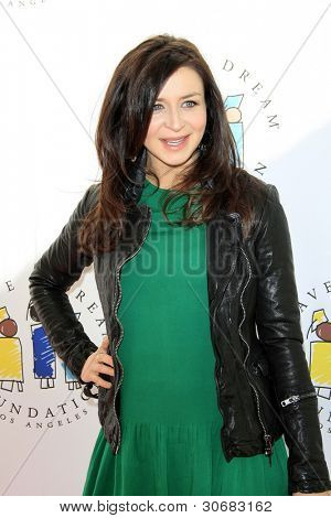 LOS ANGELES, CA - MAR 4: Caterina Scorsone at the I Have A Dream Foundation's 14th Annual Dreamers Brunch at The Skirball Cultural Center on March 4, 2012 in Los Angeles, California
