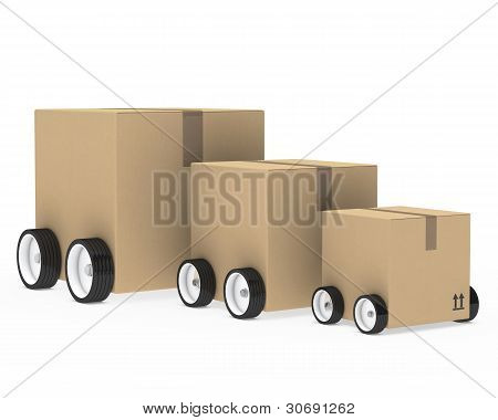 Package Car