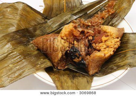 Peeled Rice Dumpling