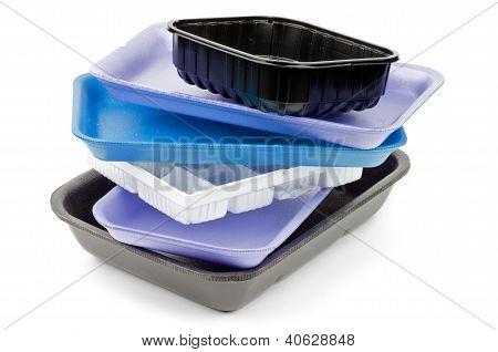 Empty Trays