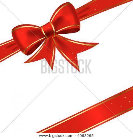 Weihnachten bow