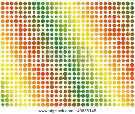 Color Gradient Circles