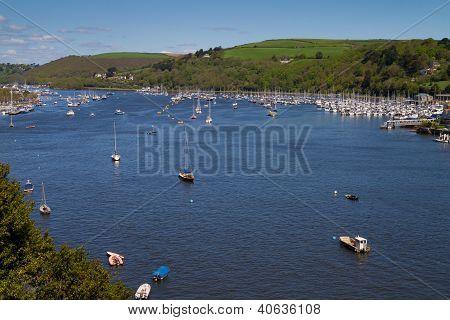 River Dart Devon England