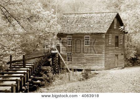 Mingus Mill Smoky Mountains