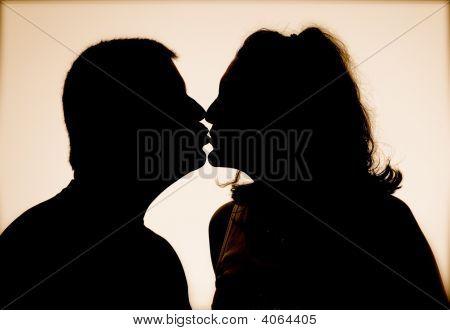 ersten Kuss