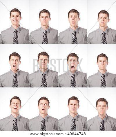 One Dozen Expressions