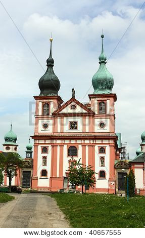 Chlum Sv. Marii in Czech Republic