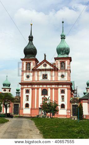 Chlum Sv. Marii in Czech Republic