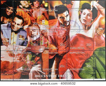 Batista Fidel Castro Ernest Hemingway Che Guevara and Ava Gardner