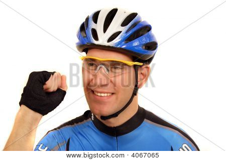 Jubilating Bikerider