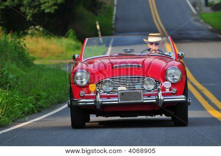 Classic Car Driver
