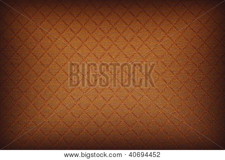 Background Abstract Orange Honeycombs Mustered