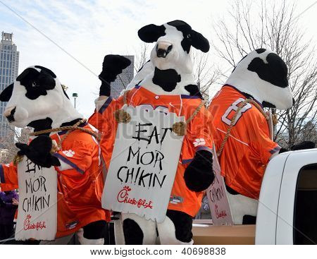 Popular Chick-fil-A Cows