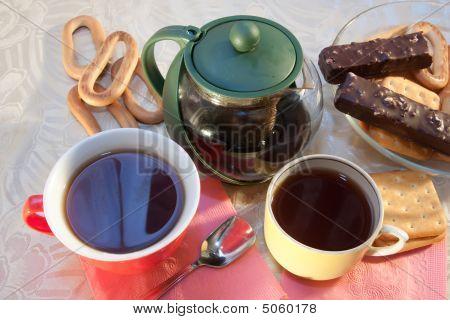 Caps Of Tea