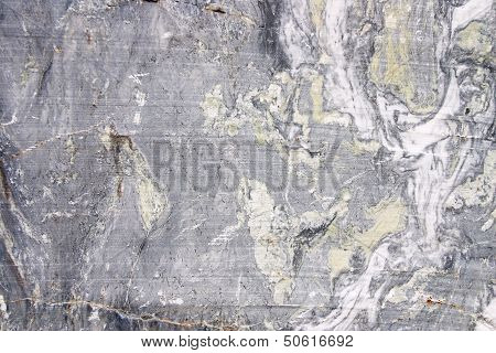Gray Marble Surface