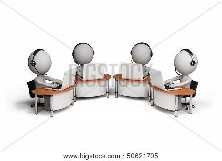 3D Person - Operators