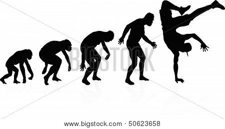Evolution Of The B Boy Breakdancer
