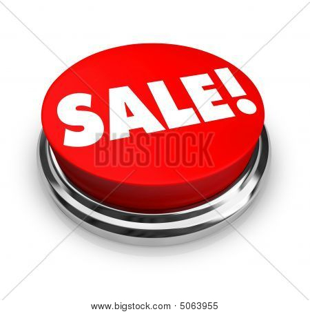 Sale - Red Button