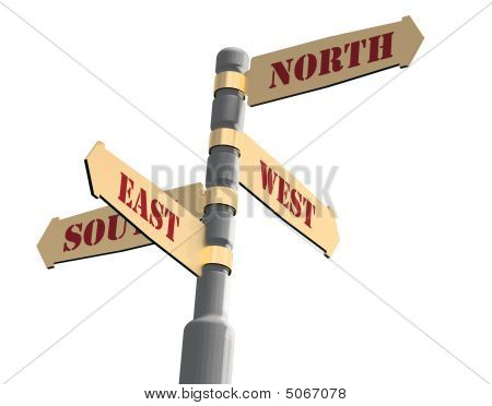 3D. Navigation Arrows