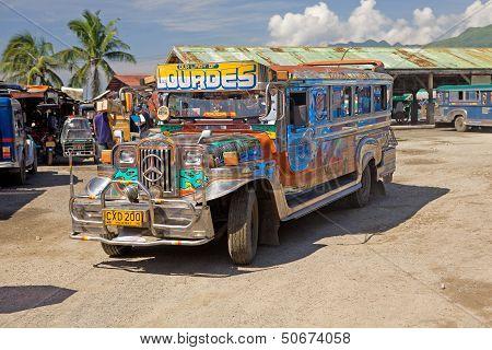 Philippines - Jeepney Bus