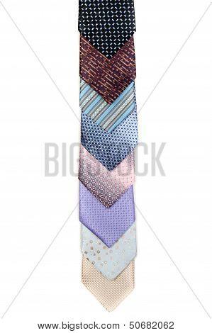 Modern Tie Isolate