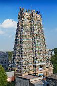 pic of meenakshi  - MADURAI INDIA  - JPG
