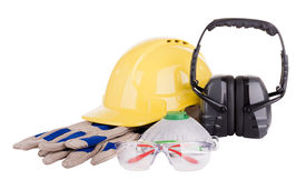 pic of personal safety  - Safety equipment or PPE  - JPG
