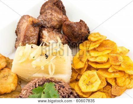 Traditional Cuban Cuisine