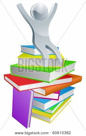 Love Of Reading Concept