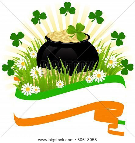 Greeting Card St. Patrick's Day