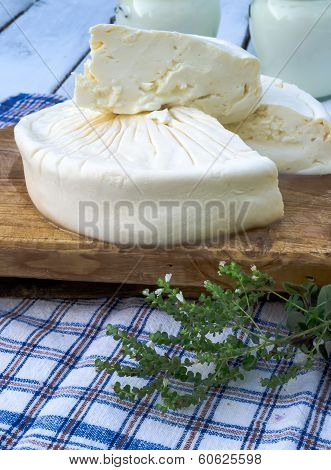 Brined Cheese