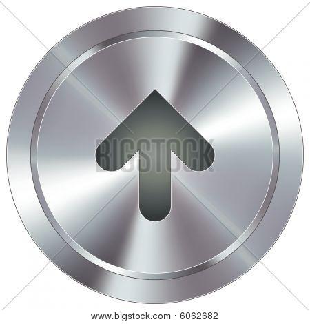 Modern up directional button